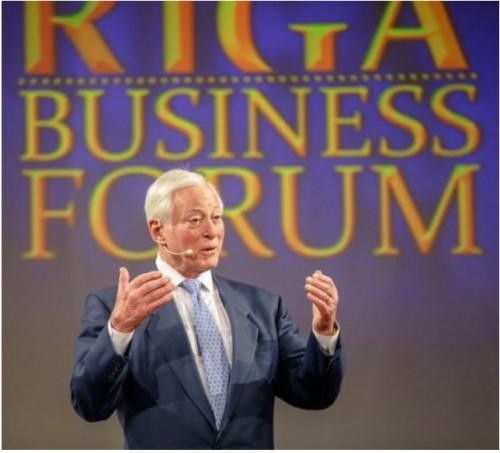"Imagem da notícia: ""Build A Great Life and a Great Business"""