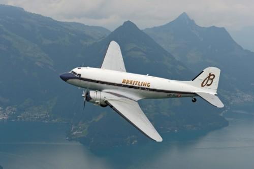 Imagem da notícia: Avião Breitling deverá fazer volta ao mundo com edição limitada a bordo
