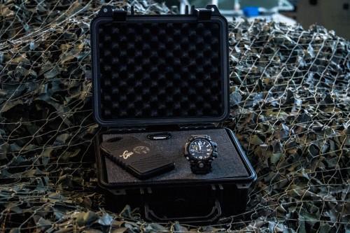 Imagem da notícia: Casio apoia a Força Aérea