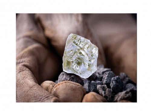 Imagem da notícia: O maior diamante da América do Norte