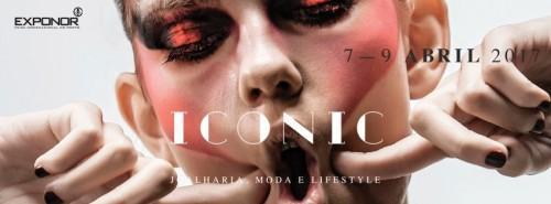 Imagem da notícia: ICONIC é em abril
