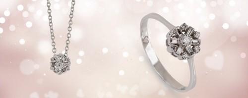Imagem da notícia: Romantis apresenta conjuntos de joias para o Dia dos Namorados