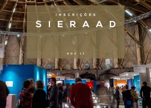 Imagem da notícia: Inscreva-se na Sieraad