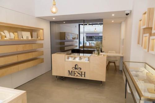 Imagem da notícia: Mesh abre loja própria no Porto