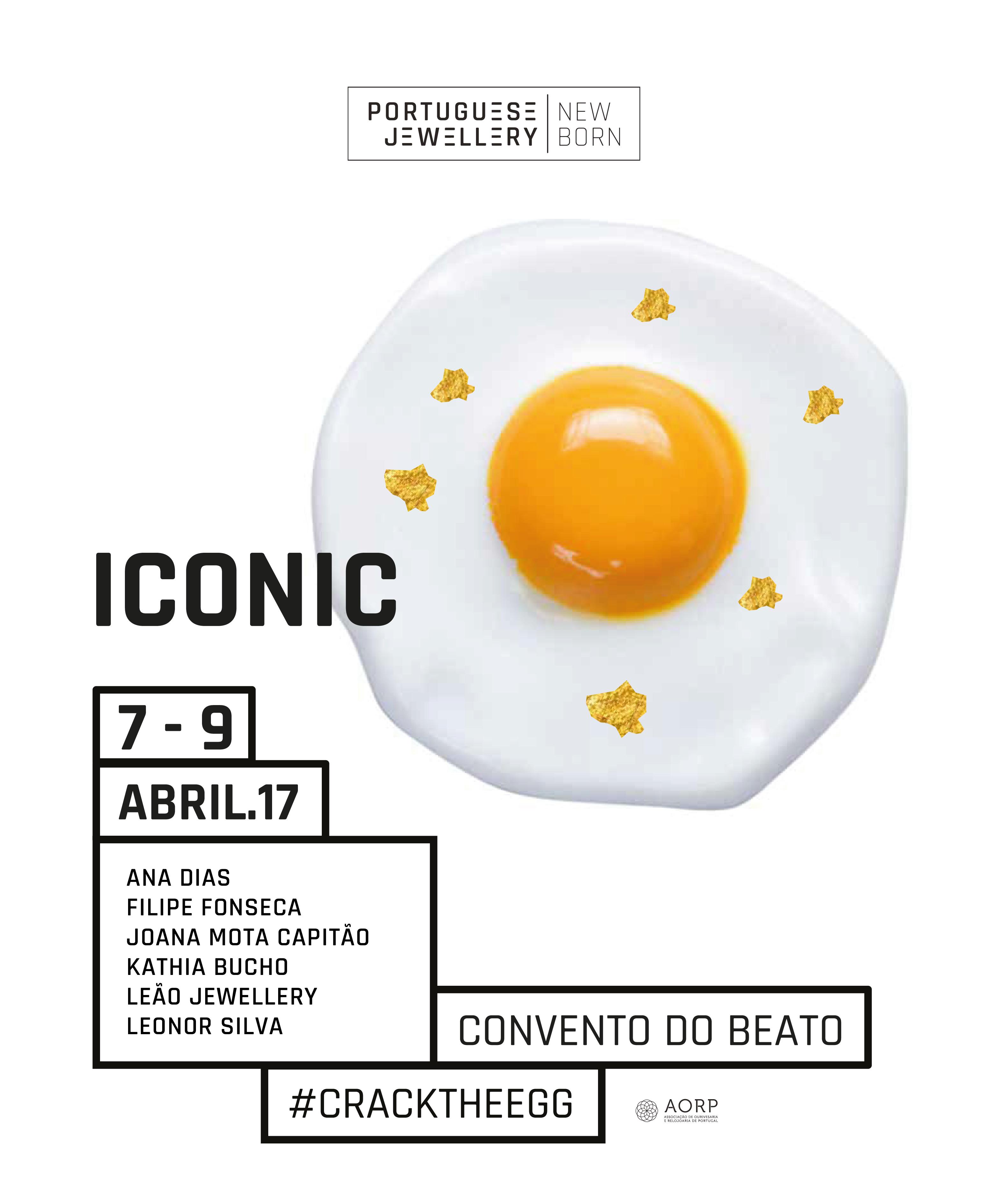 Imagem da notícia: Novos criadores de joalharia portuguesa na ICONIC