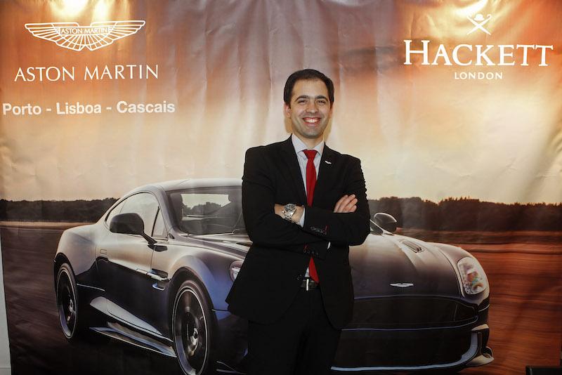 Imagem da notícia: Aston Martin na ICONIC