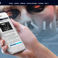 Imagem da notícia: Temos um novo site
