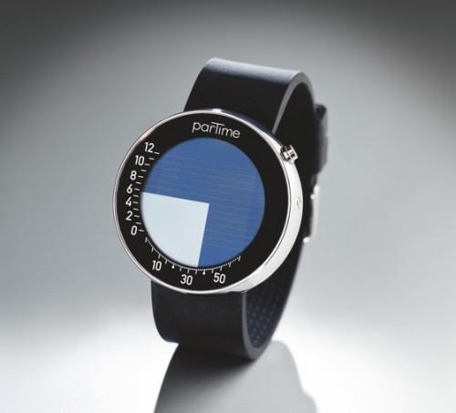 Imagem da notícia: Partime Classic mostra-lhe as horas através de gráficos