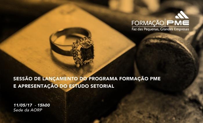 """Imagem da notícia: Abertura do programa """"Formação PME"""""""