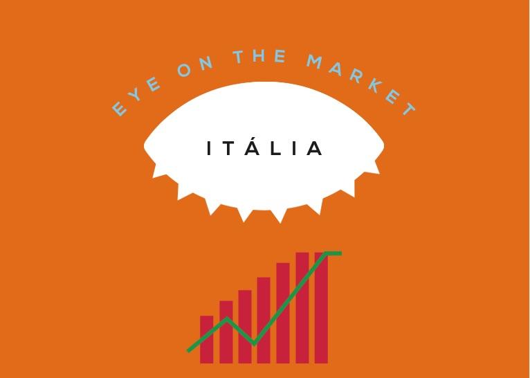 """Imagem da notícia: Itália no """"Eye on the market"""""""