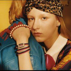 Imagem da notícia: Gucci apresenta G-Frame