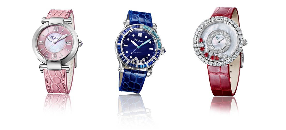 Imagem da notícia: Relógios Chopard, para uma rentrée a horas!