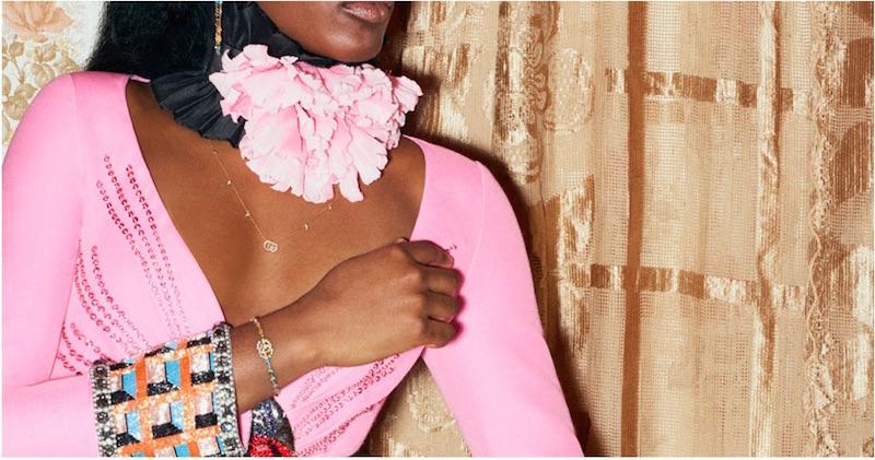 Imagem da notícia: Gucci lança nova gama de joias