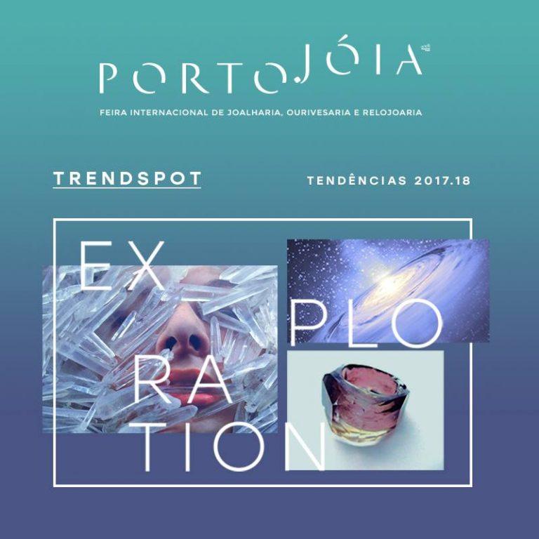 """Imagem da notícia: """"Trendspot – Exploration"""", uma das novidades da PortoJóia"""