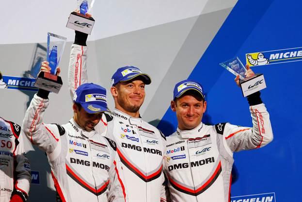 Imagem da notícia: Chopard patrocina Porsche Motorsport
