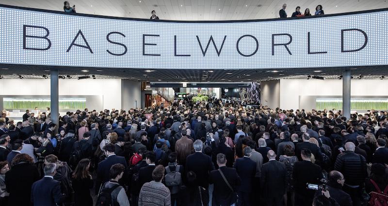 Imagem da notícia: Baselworld: uma feira voltada para o futuro