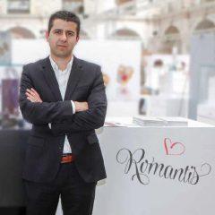"""Imagem da notícia: """"A Romantis faz parte de milhares de histórias de amor"""""""