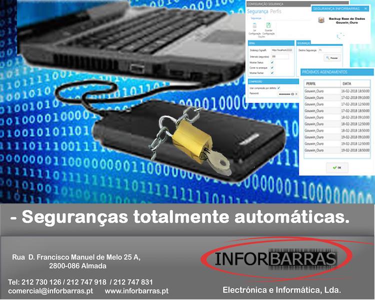 Imagem da notícia: Inforbarras desenvolve WINBACK