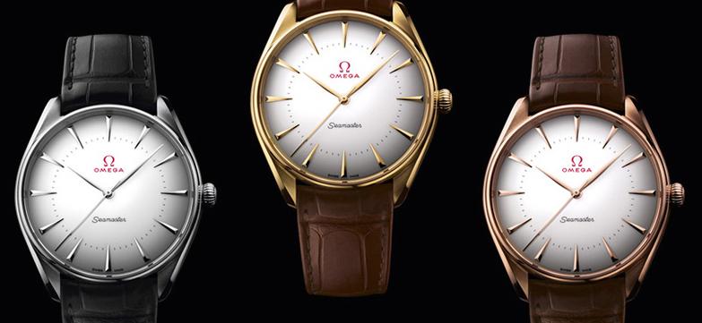 Imagem da notícia: OMEGA cria trio de relógios vencedores