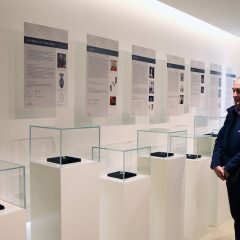"Imagem da notícia: Have you visited the exhibition ""Diamonds with Stories""?"