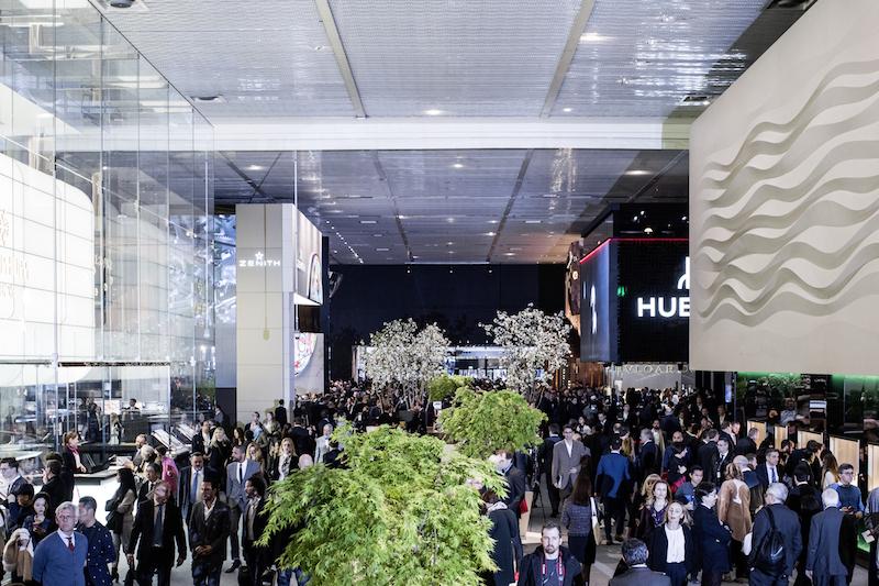 Imagem da notícia: Baselworld, o centro da joalharia e relojoaria