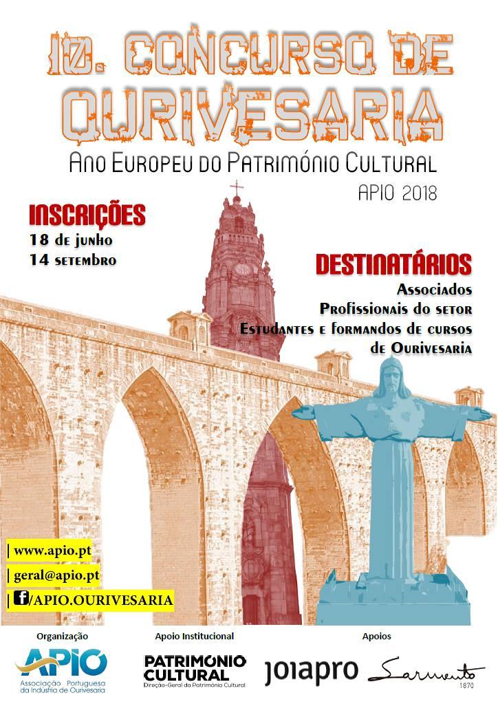 Imagem da notícia: APIO organiza Concurso de Ourivesaria