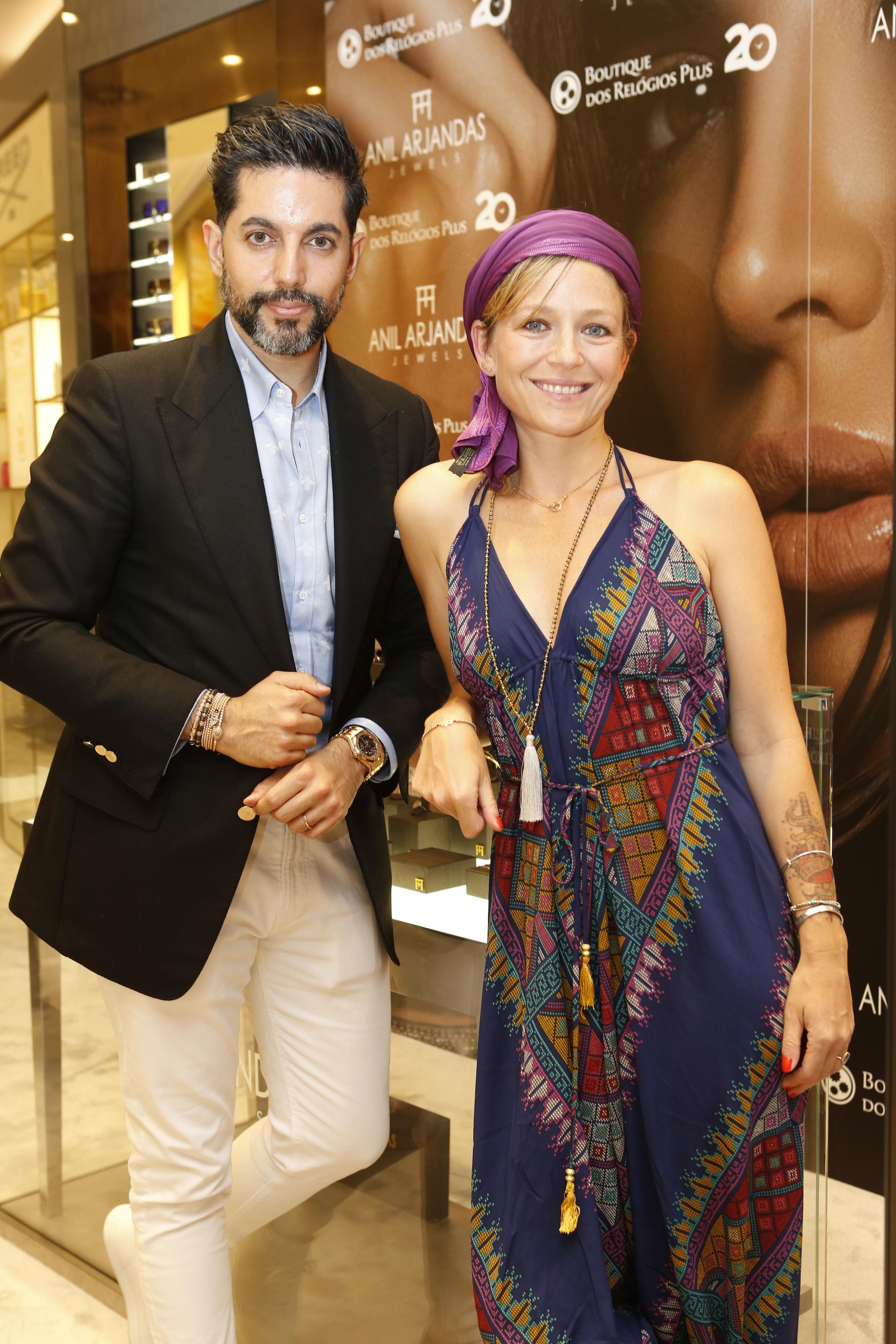 Imagem da notícia: Anil Arjandas apresenta Original Bracelet
