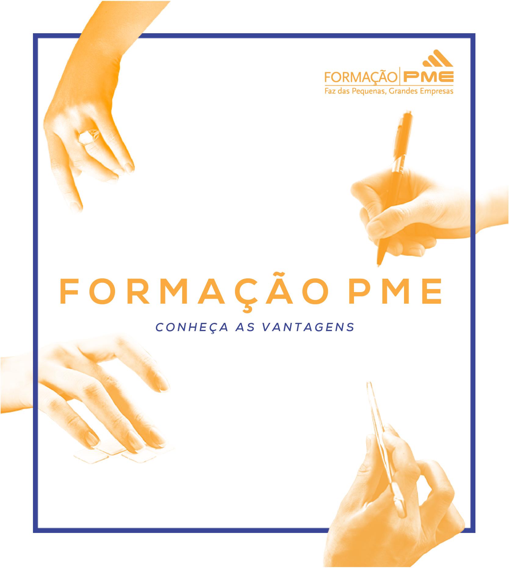 Imagem da notícia: Abertas as candidaturas para o Programa Formação PME