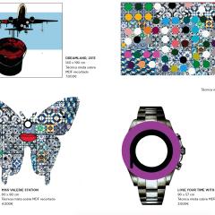Imagem da notícia: João Noutel expõe na Boutique dos Relógios Plus Art