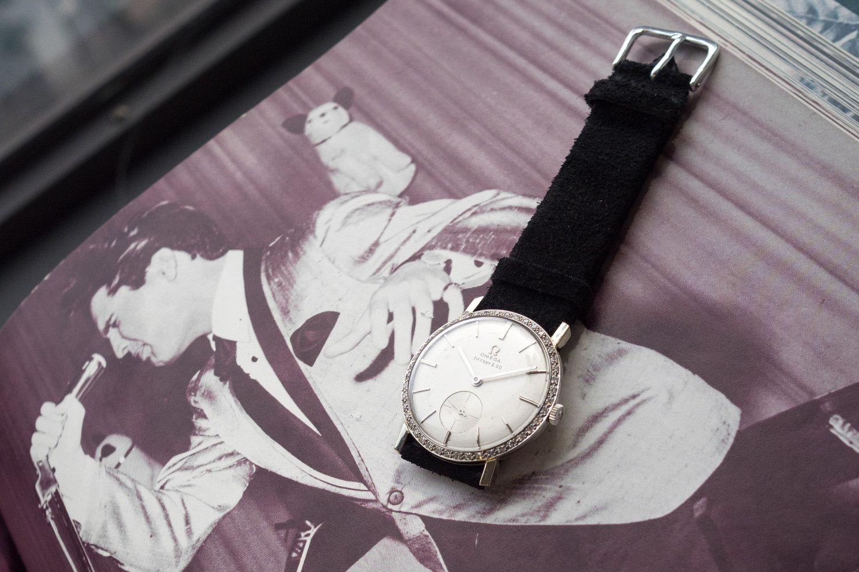 Imagem da notícia: Relógio de Elvis Presley vendido por 1.5 milhões