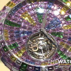 Imagem da notícia: O melhor da alta relojoaria na Baselworld