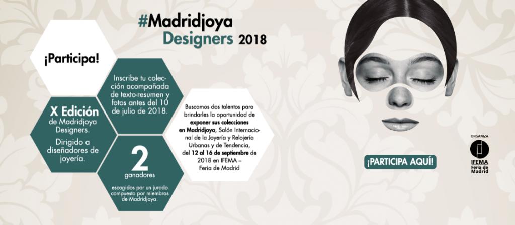 Imagem da notícia: Exiba o seu talento no MadridJoya Designers