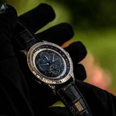 Imagem da notícia: Novo relógio da Krayon diz-lhe quando é o pôr do sol