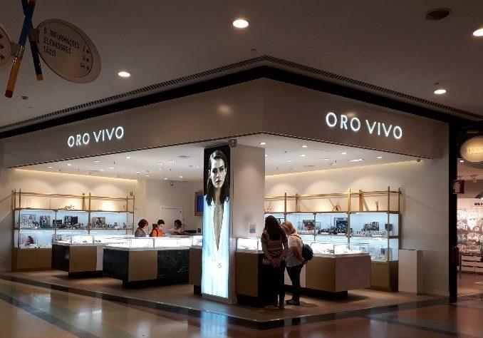 Imagem da notícia: Oro Vivo chega ao RioSul Shopping
