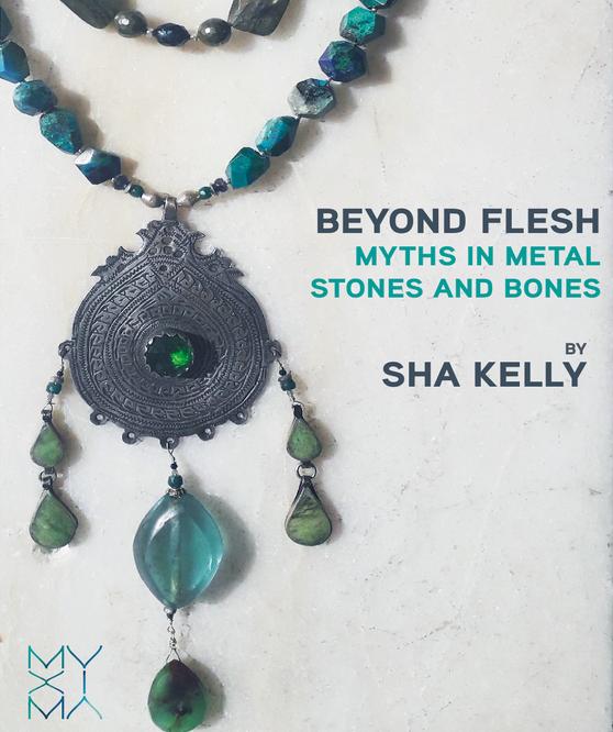 """Imagem da notícia: """"Beyond Flesh"""" incute joias como narrativa social"""