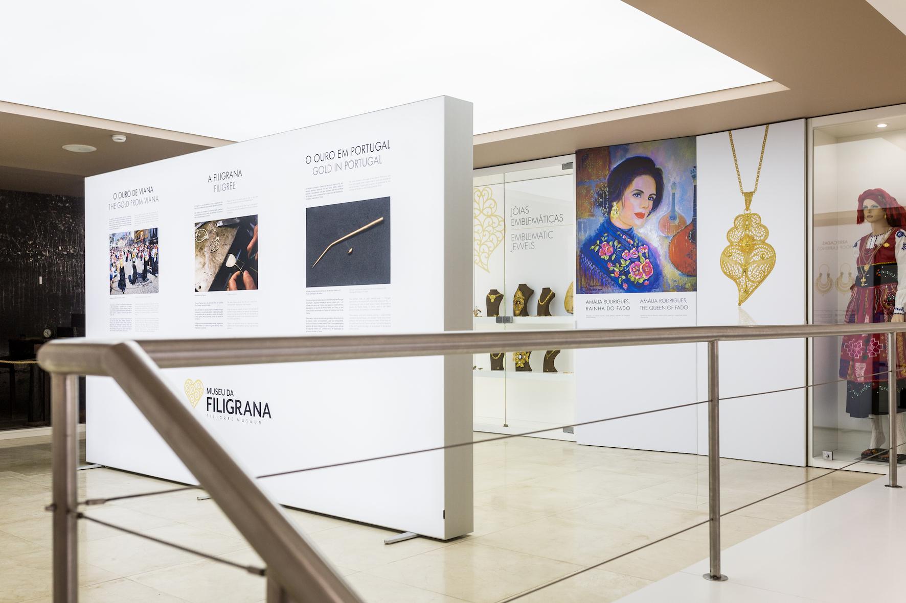 Imagem da notícia: O primeiro espaço museológico dedicado à filigrana