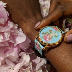 Imagem da notícia: Gucci veste-se de flores