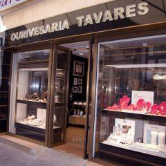 Imagem da notícia: Ourivesaria Tavares nomeada para Prémio Mercúrio