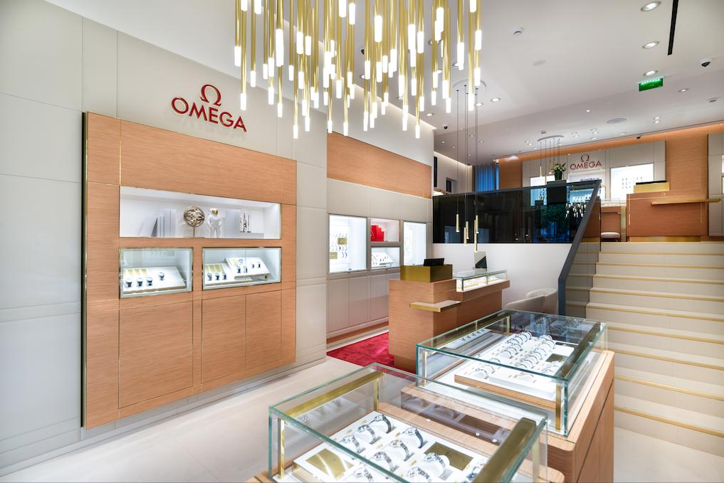 Imagem da notícia: Omega abre primeira Boutique em Portugal