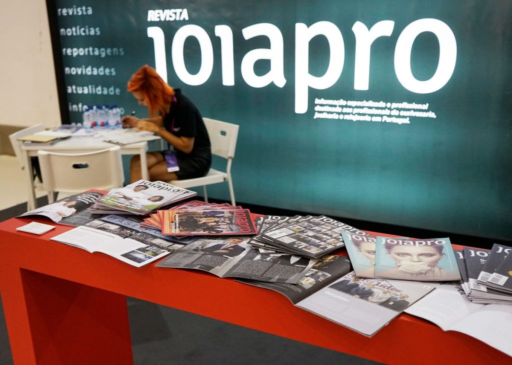Imagem da notícia: JoiaPro em tournée pela MadridJoya e Baselworld