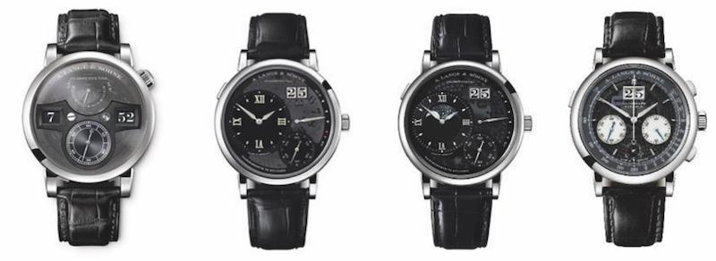 """Imagem da notícia: A. Lange & Söhne: relógio permite """"facetas infinitas"""""""