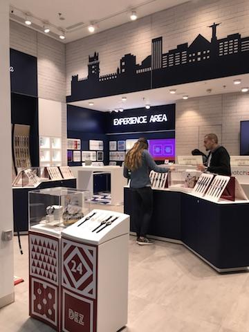 Imagem da notícia: Swatch apresenta novo conceito de loja em Lisboa