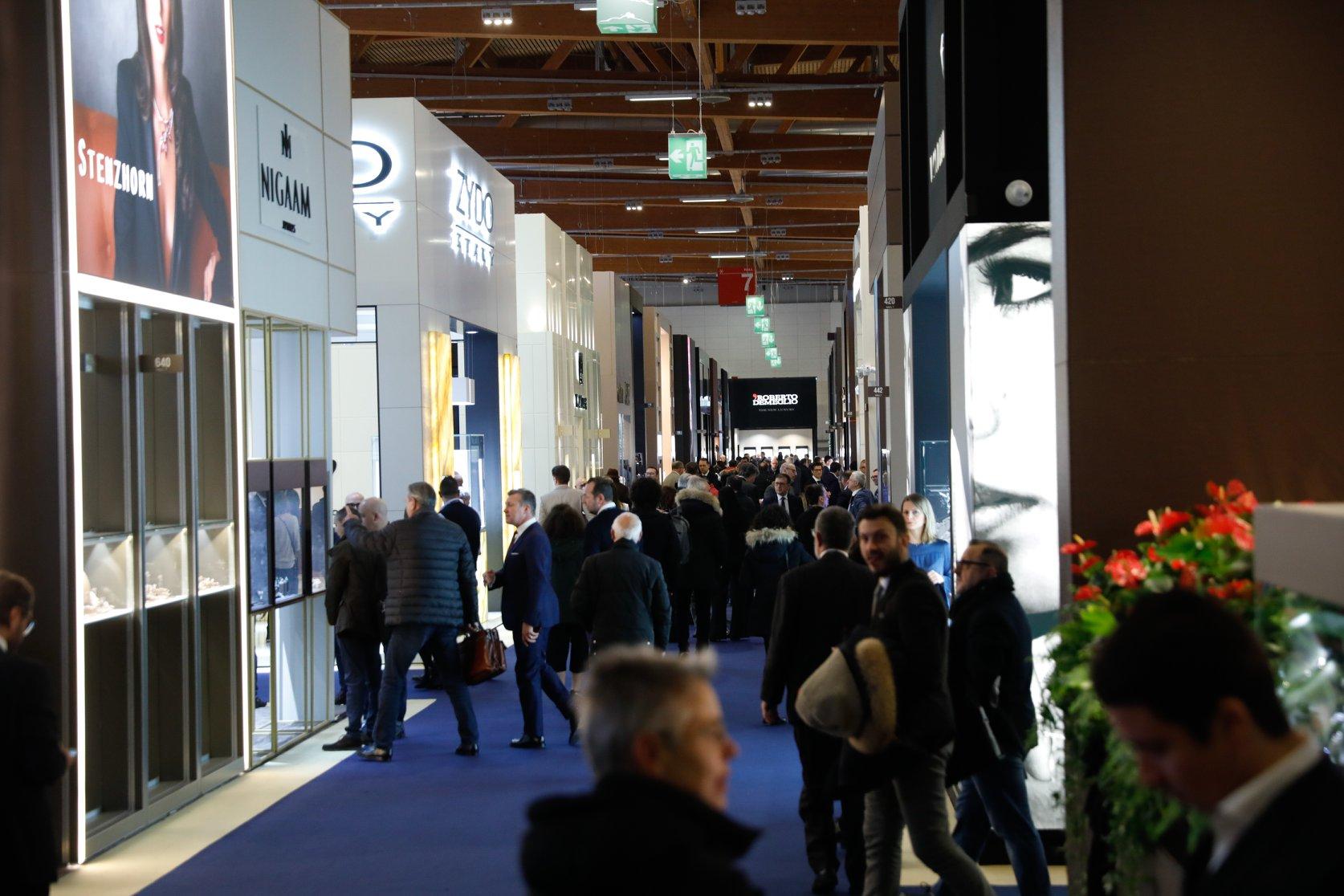 Imagem da notícia: VicenzaOro com mais participantes estrangeiros