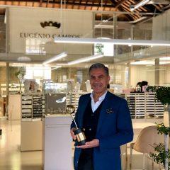 Imagem da notícia: Eugénio Campos awarded with Mercury Prize