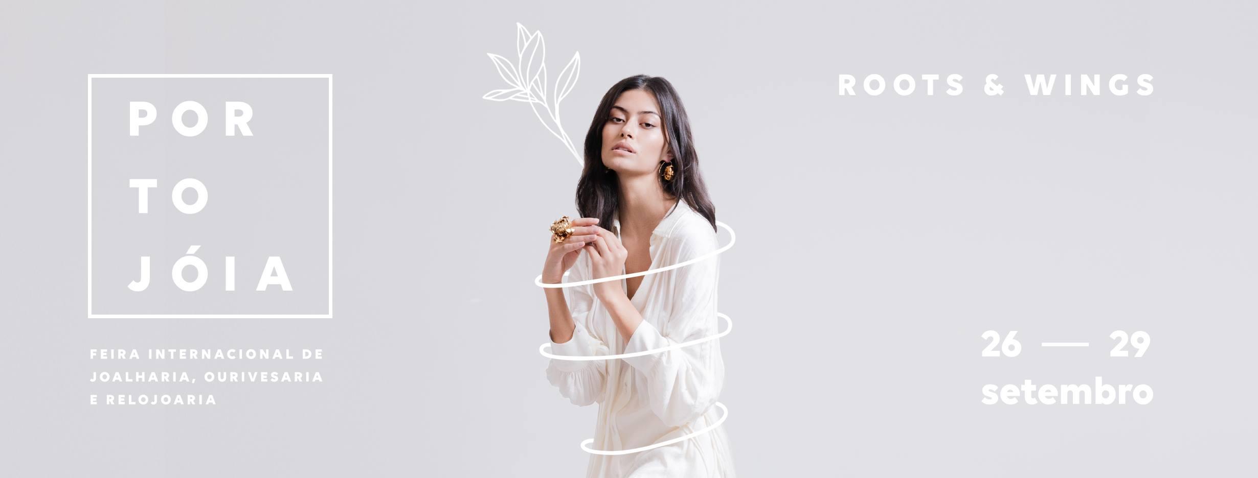 """Imagem da notícia: PortoJóia 2019 traz """"Roots & Wings"""""""