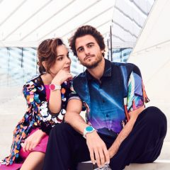 Imagem da notícia: Portuguese faces in the new Swatch campaign