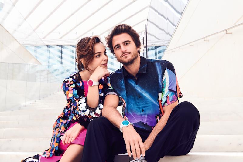 Imagem da notícia: Caras portuguesas na nova campanha da Swatch