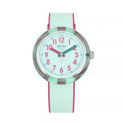 Imagem da notícia: Relógios Flik Flak para colorir os dias dos mais pequenos