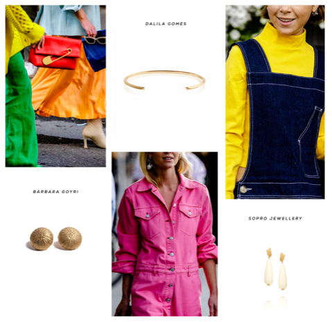 """Imagem da notícia: Portuguese Jewellery apresenta """"Color Army"""""""