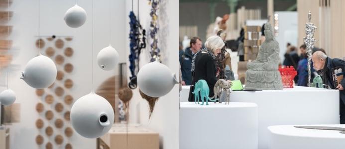 Imagem da notícia: Criações artesanais revelam-se em Paris